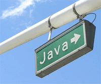 Java direction